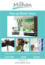 Plastic Pop up Vase Brochure